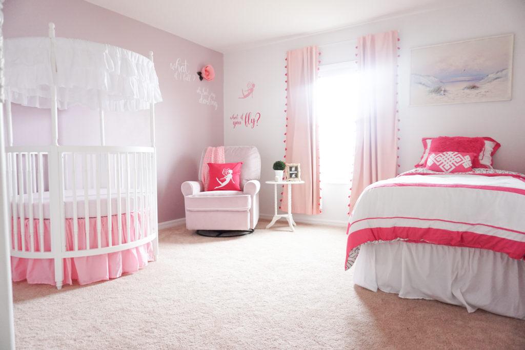 Baby Girl Nursery Ideas Riley Grace S Fairy Nursery